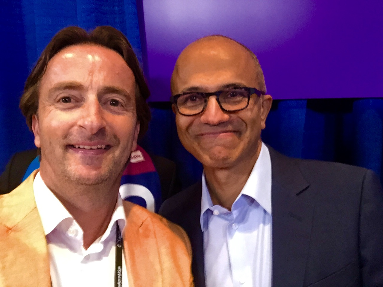 Caase.com Victor Jan Leurs Microsoft Satya Nadella