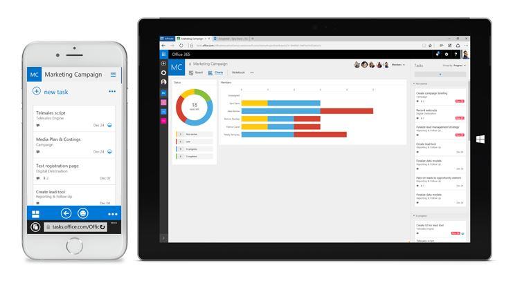 Caase.com Office365 Microsoft Planner