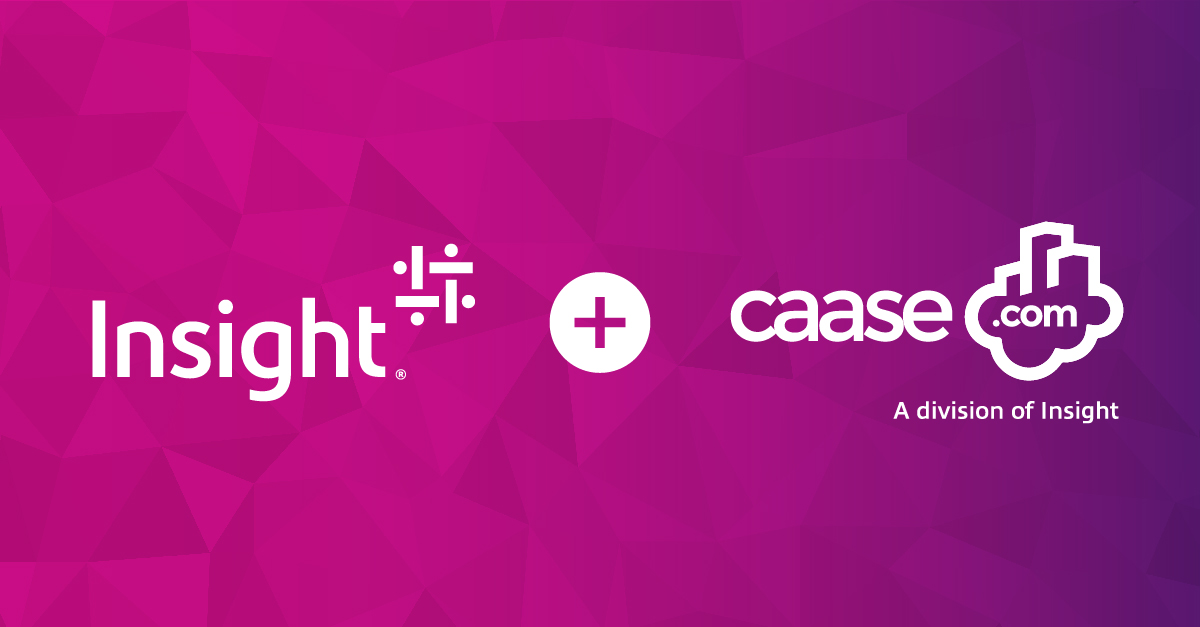 Caase.com A division of Insight