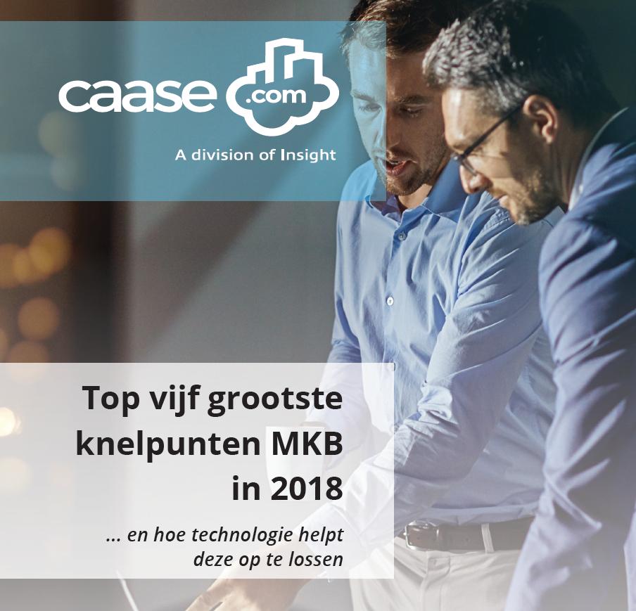 MKB top vijf problemen 2018